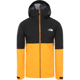 The North Face Impendor FutureLight Takki Miehet, tnf black/flame orange